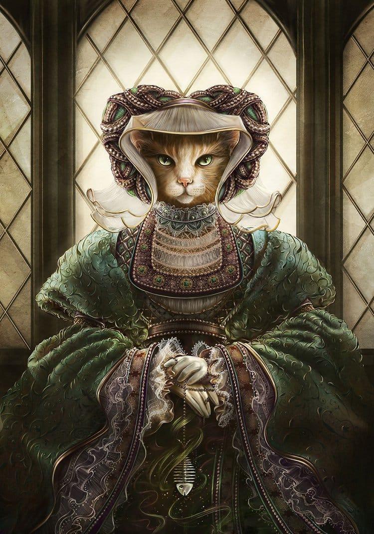 anne-of-sleeves-cat-historical-people