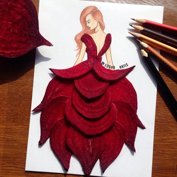 beetroot-dress