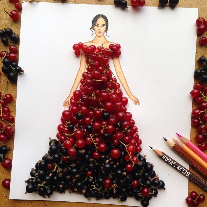 berries-dress-sketch
