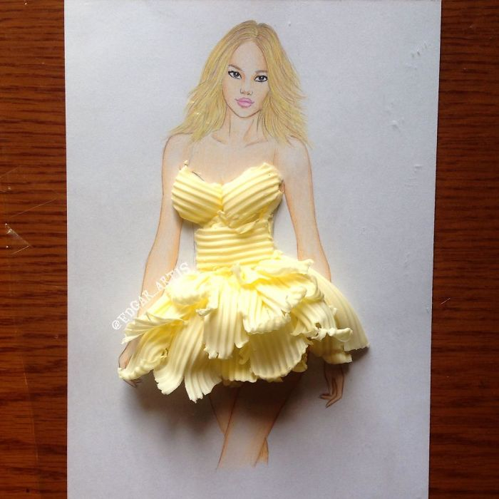 butter-dress-sketch