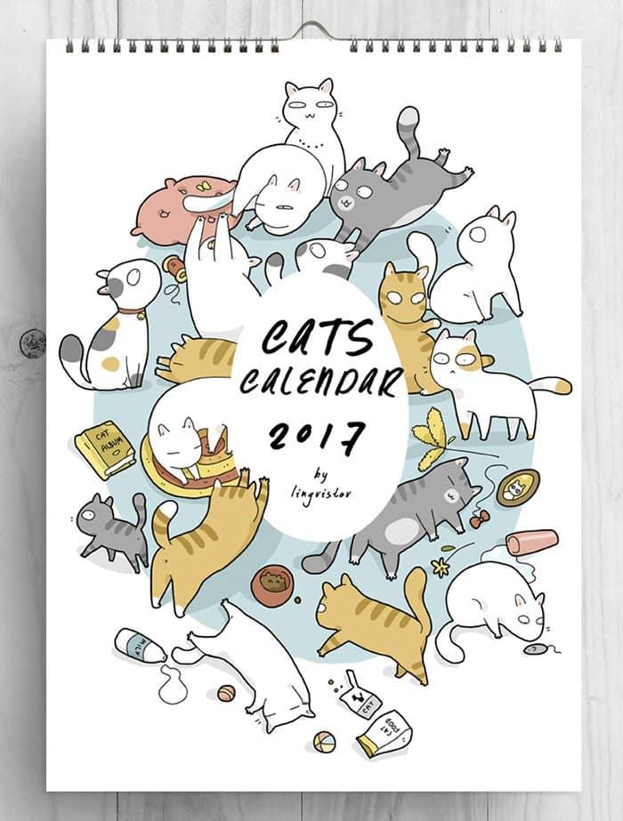 cats-calender-lingvistov