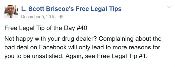 complaining-about-drug-dealer-legal-tip