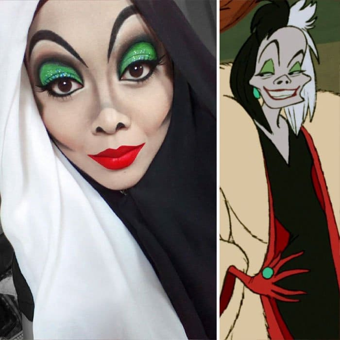 cruella-de-vil-hijab-transformation