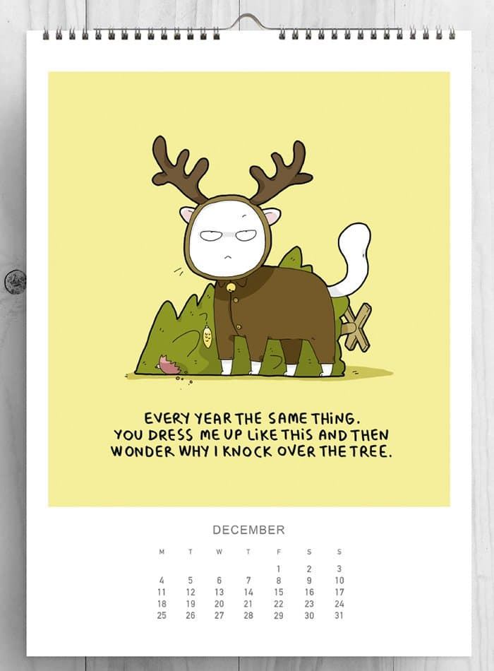 december-cat-calender-lingvistov