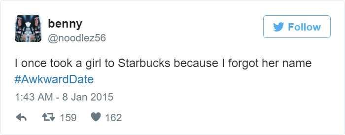 forgot-name-starbucks-awkward-date-tweet