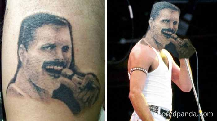 freddie-mercury-tattoo-face-swap
