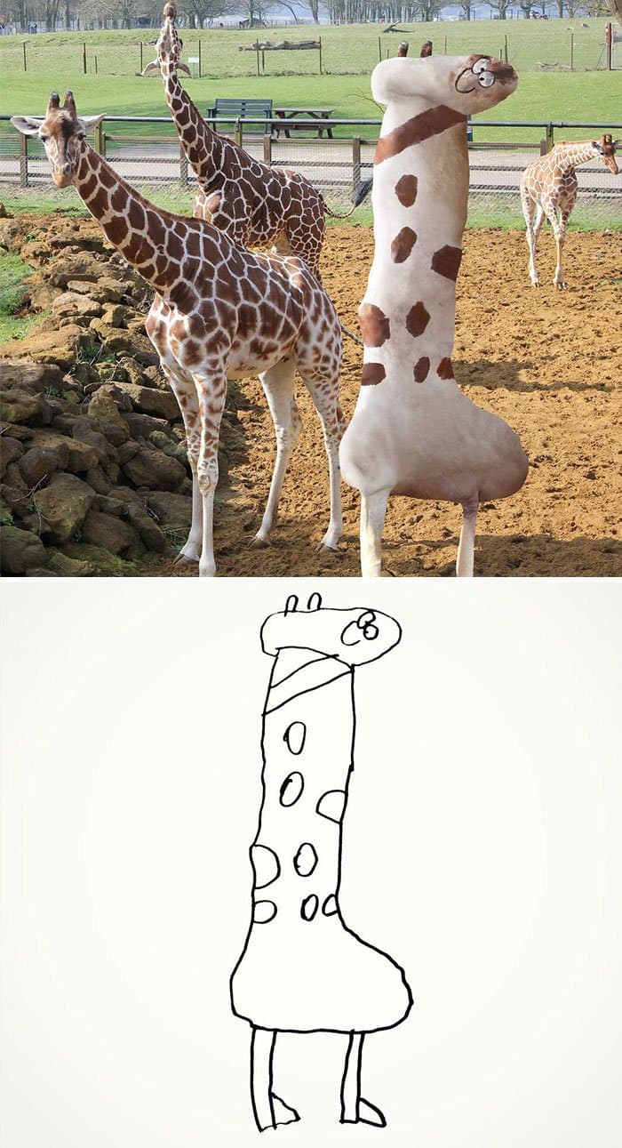 giraffe-kids-drawing-turned-into-reality