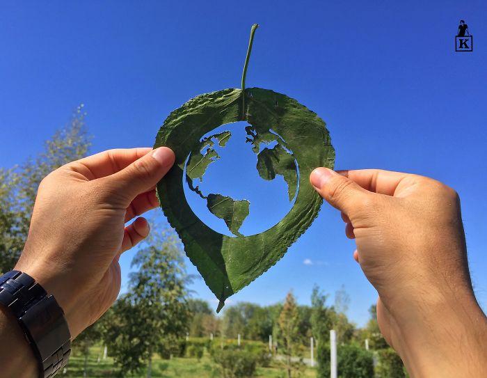 globe-leaf-drawing