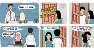 illustrations-about-love