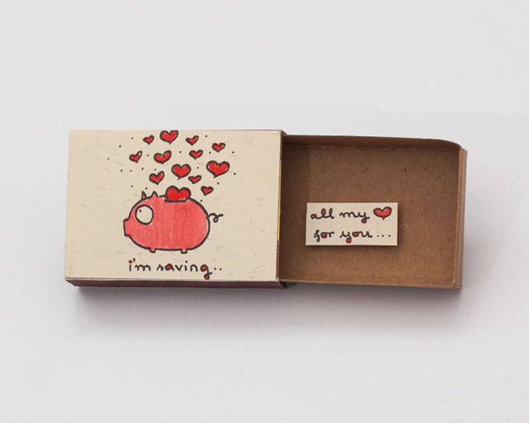 im-saving-all-my-love-matchbox-greeting-card