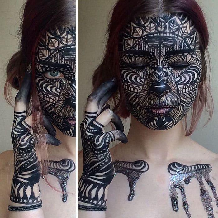 line-tribe-saida-mickeviciute