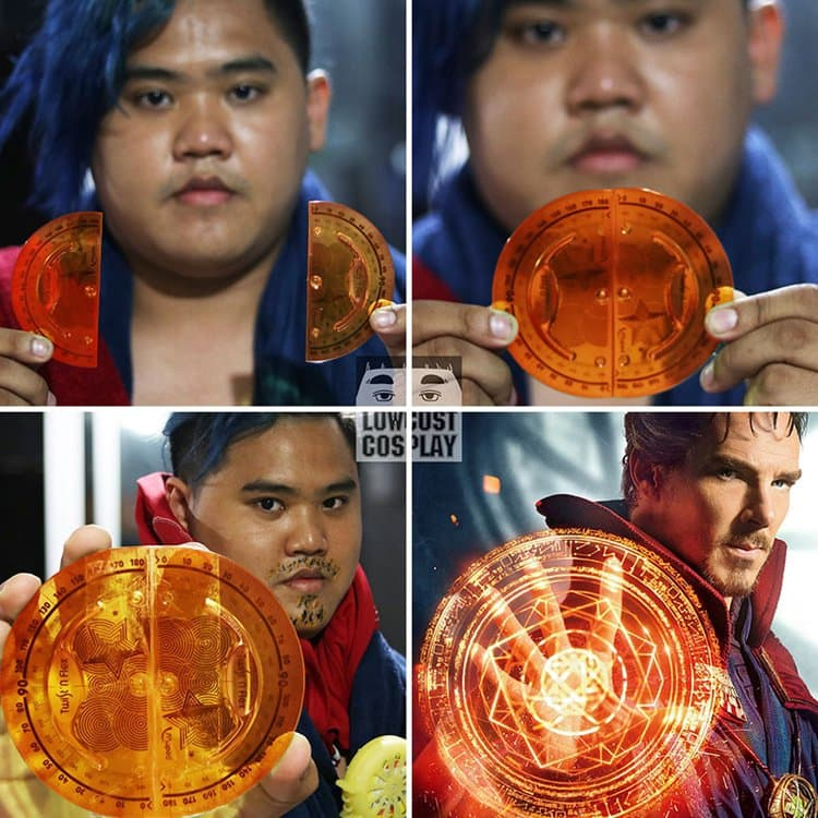 12 Examples Of Low Cost Cosplay That Will Make You Laugh