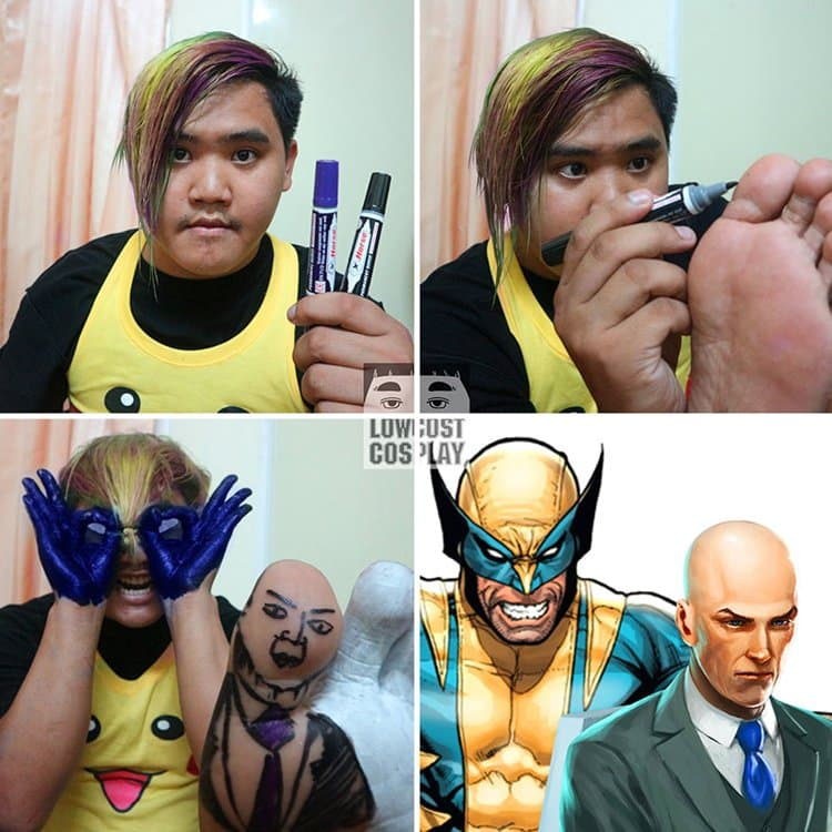 low-cost-cosplay-wolverine-and-professor-x
