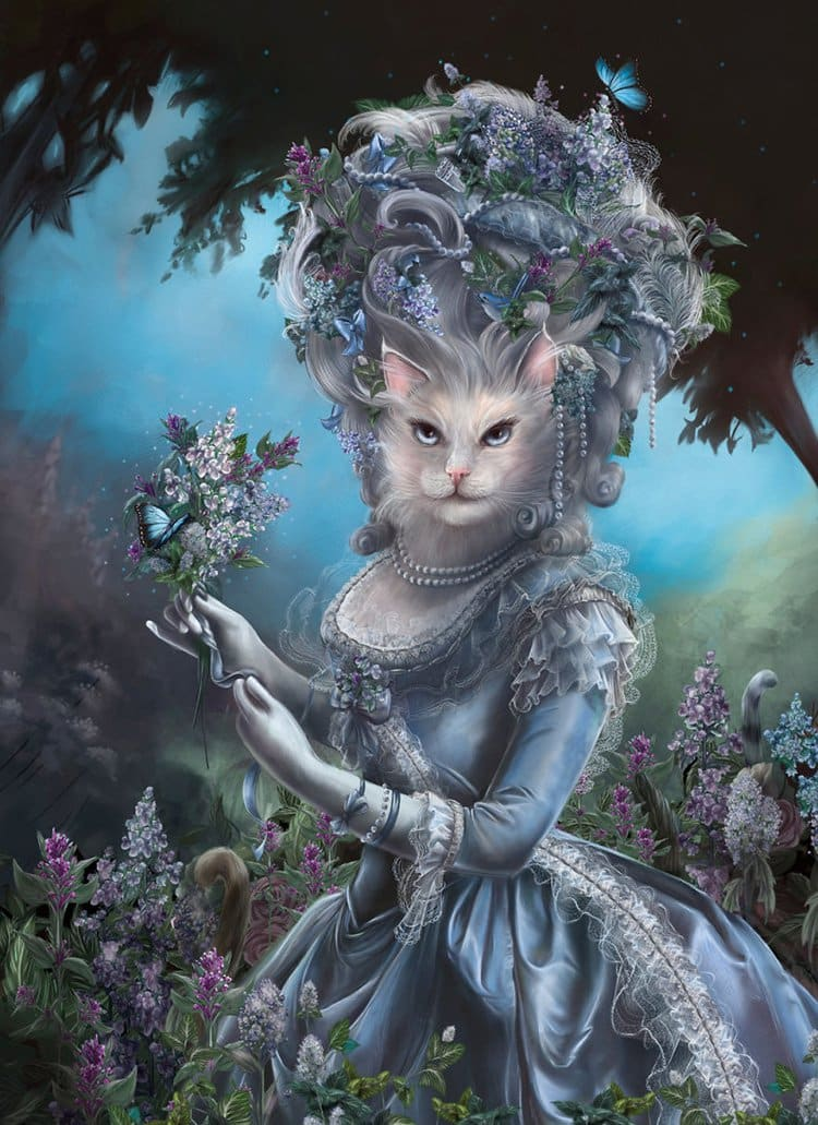 marie-antoinippe-cat-historical-people
