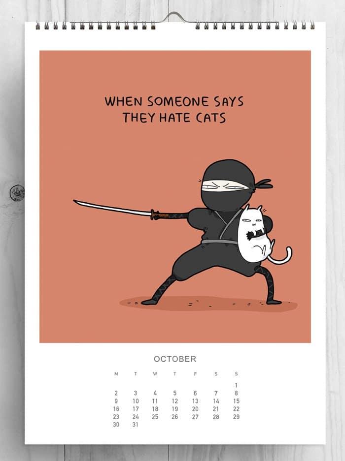 october-cat-calender-lingvistov