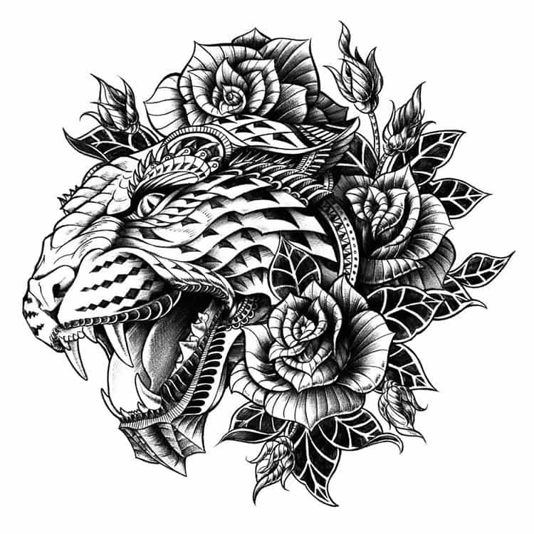 ornate-leopard-paisley-drawing