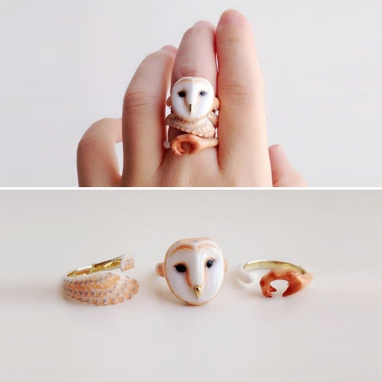 owl-animal-rings