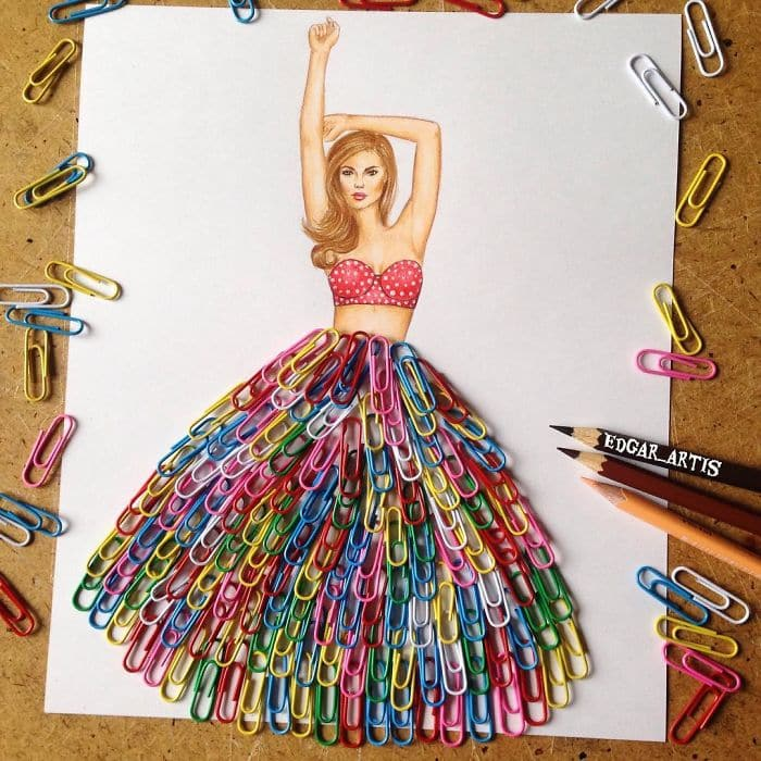 paperclips-dress-sketch
