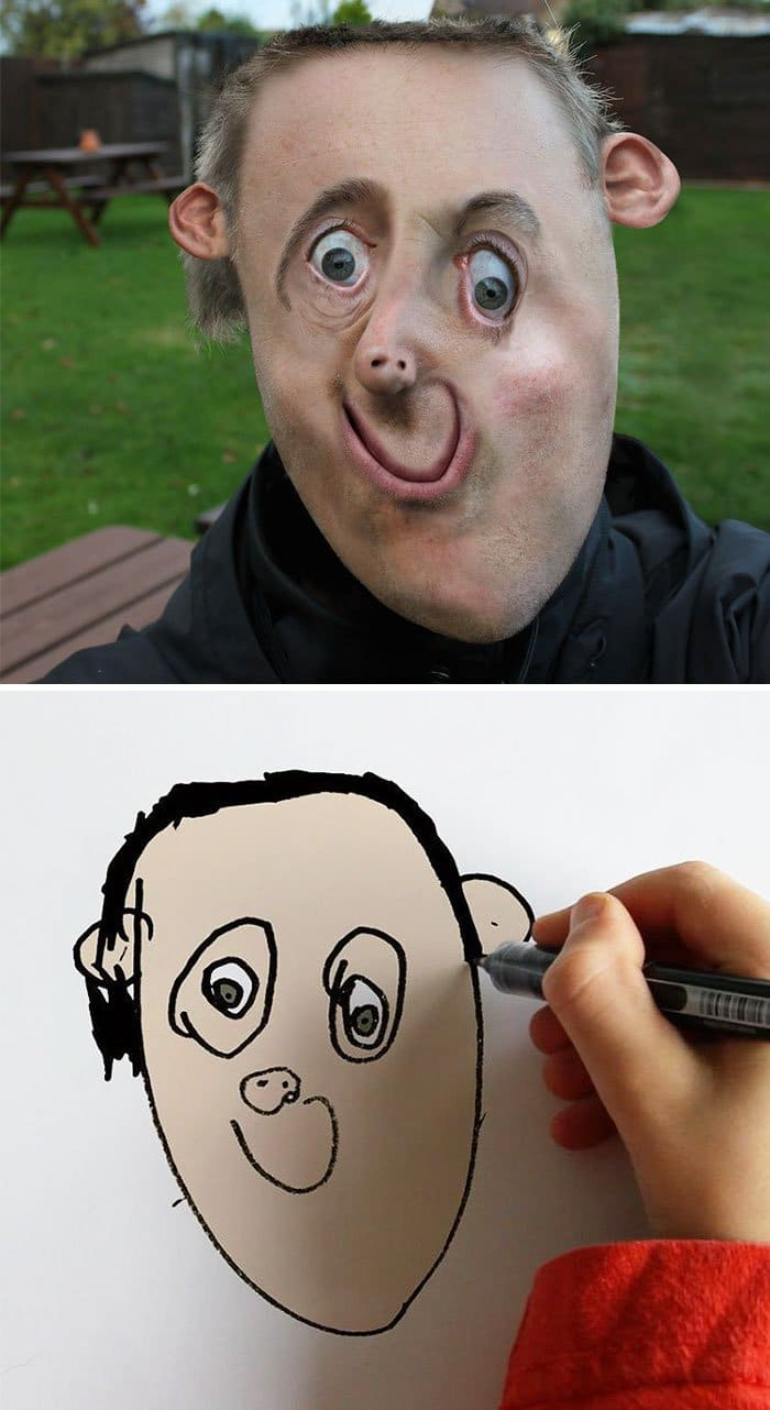 person-kids-drawing-turned-into-reality