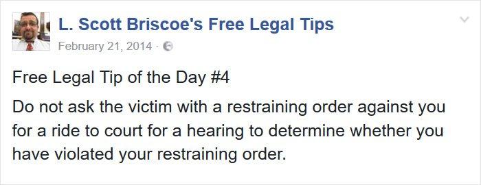 restraining-order-legal-tip
