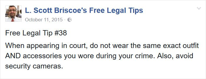 same-outfit-in-court-legal-tip