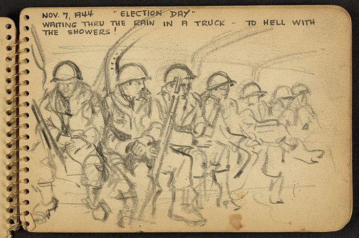 soldiers-sitting-in-a-truck-wwii-sketch