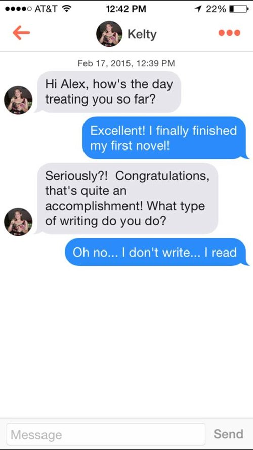 tinder-funnies-finished-first-novel-read