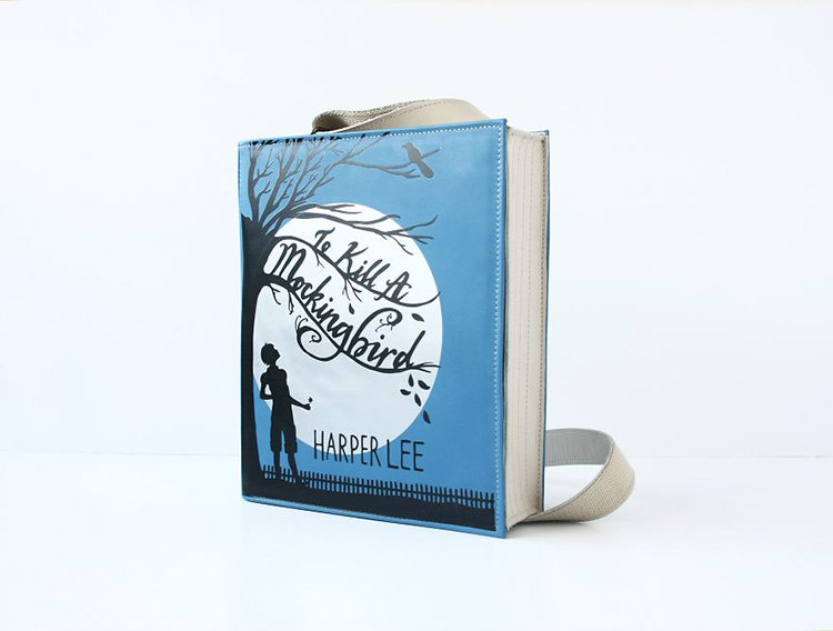 to-kill-a-mockingbird-book-themed-bag