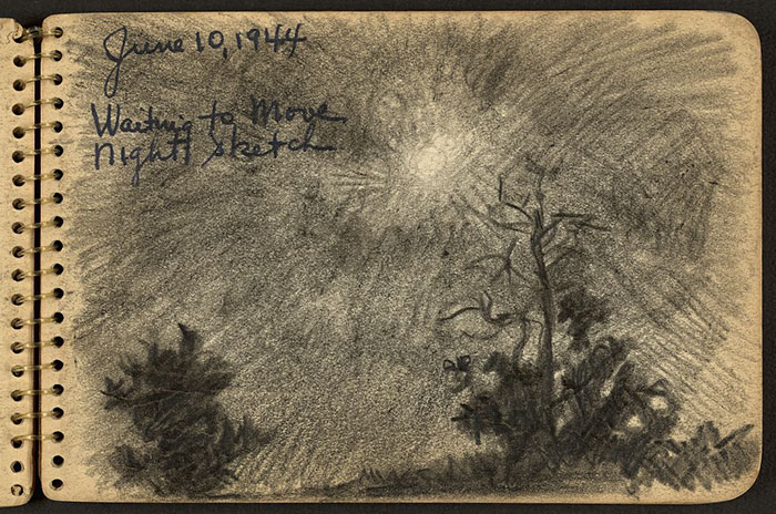 tree-silhouettes-wwii-sketch