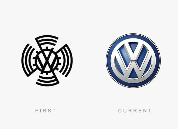 15 Interesting Old Vs New Images Showing Famous Logos Part 2