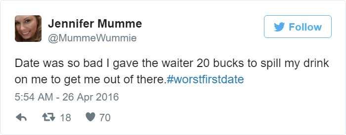 waiter-spill-drink-awkward-date-tweet