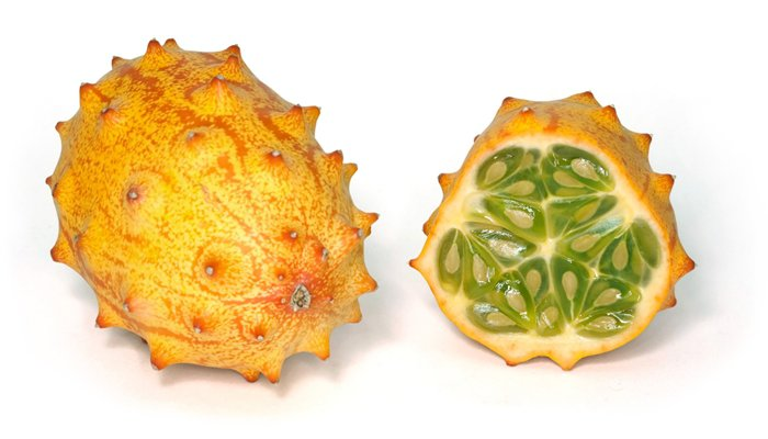 weird-fruits-african-cucumber-kiwano-melon-sweet-tart-cucumber