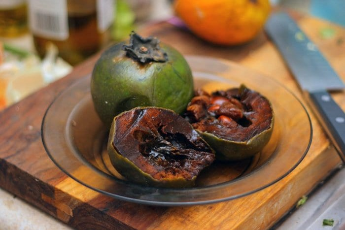 weird-fruits-black-sapote-chocolate-pudding-fruit-nutty-custardy