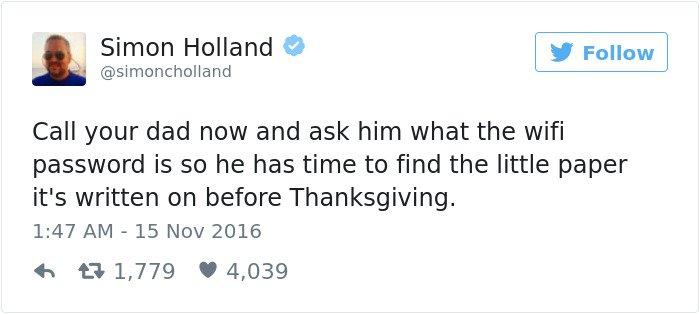 wifi-password-thanksgiving-tweet