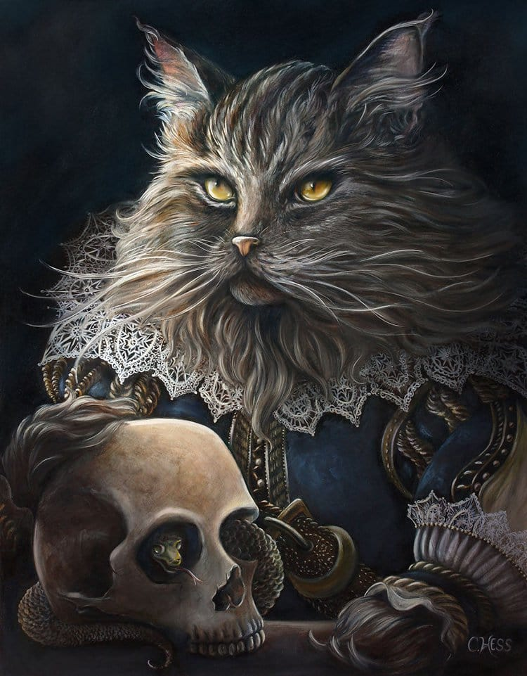 william-shakesbeard-cat-historical-people