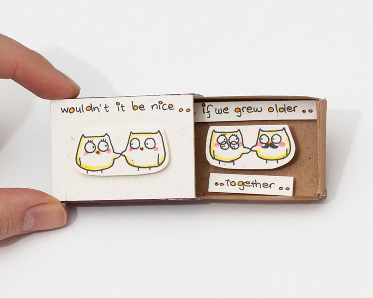 wouldnt-it-be-nice-matchbox-greeting-card