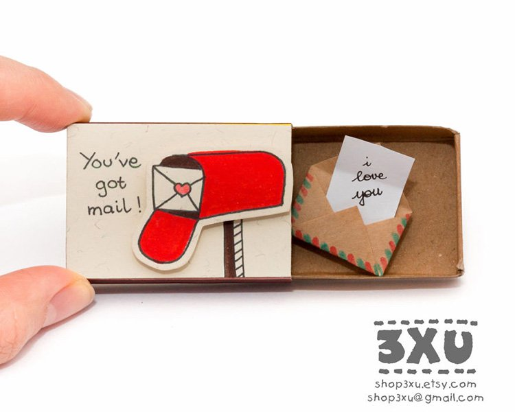 youve-got-mail-matchbox-greeting-card