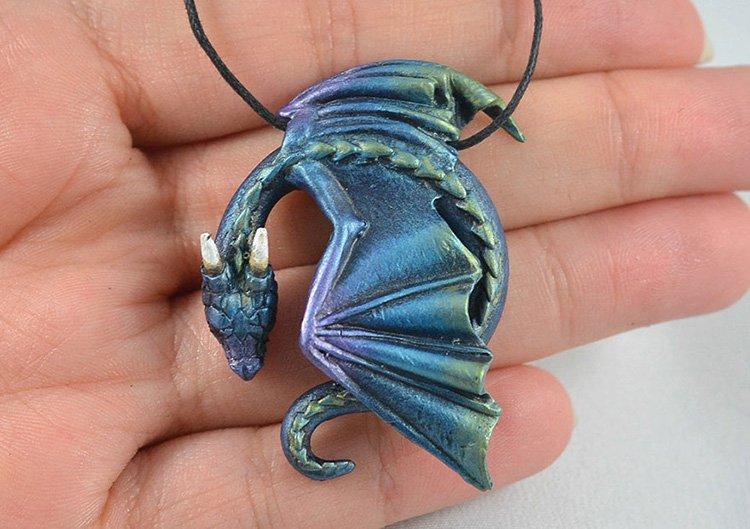 blue-dragon-on-string