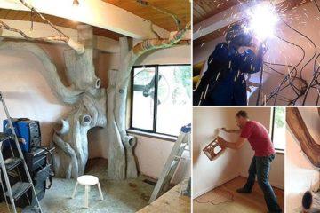 dad-builds-daughter-fairy-tree-in-bedroom