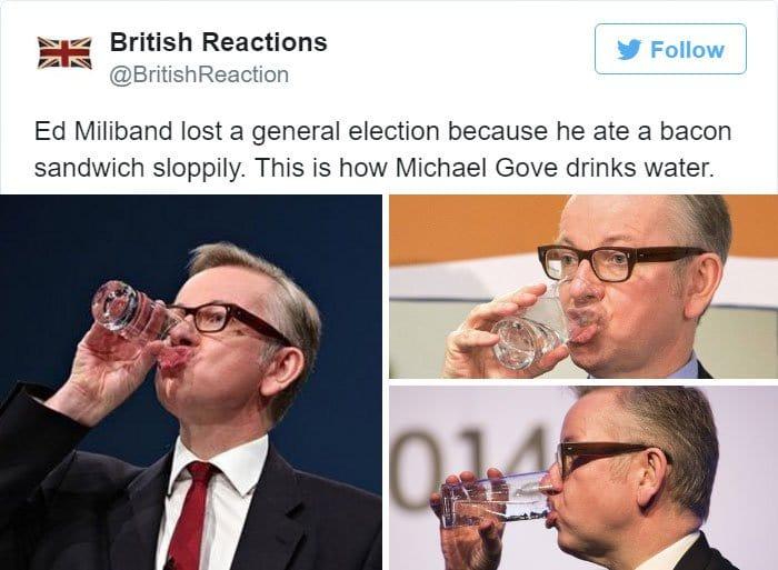 michael-gove-drinks-water-being-british-tweet
