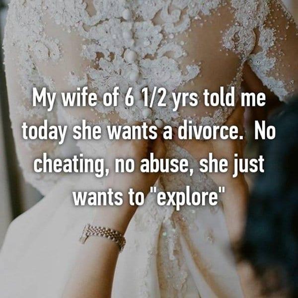 Shocking Divorce Reasons explore