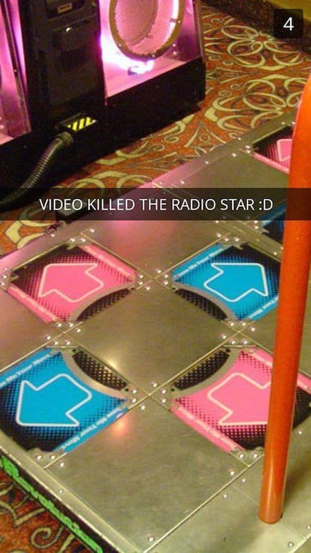 arcade-game-year-10-snapchats