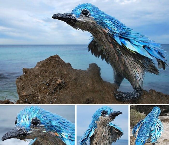 cd-animal-sculptures-baby penguin