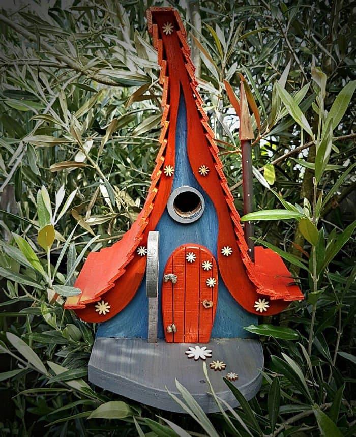 fairy tale bird houses little shepard