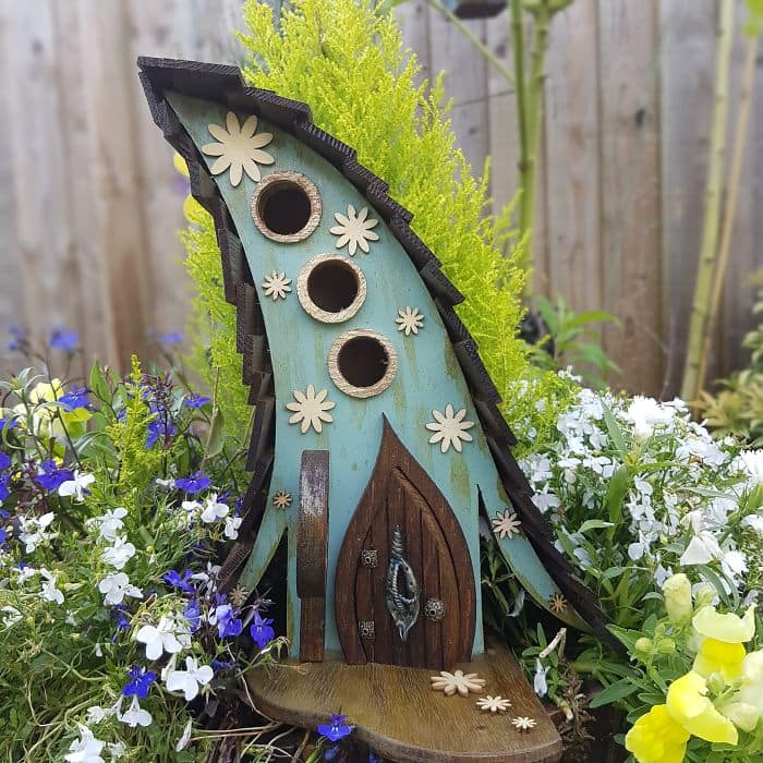 fairy tale bird houses three witches