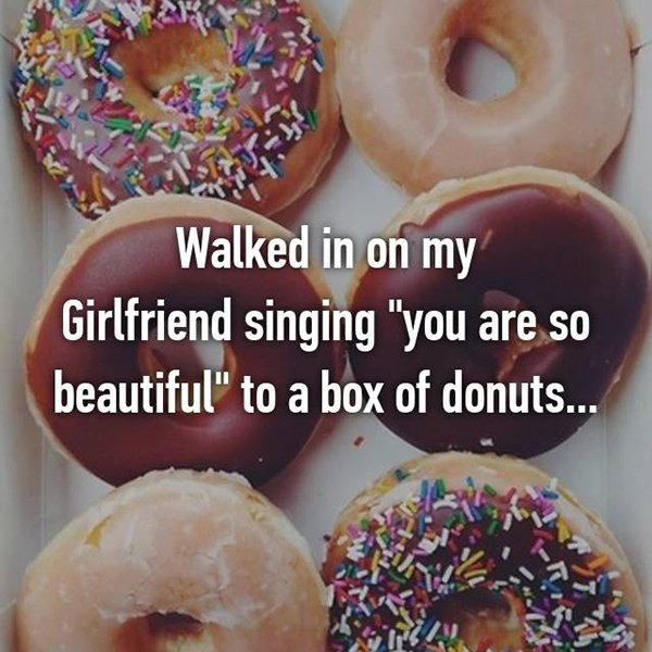 foodie problems beautiful donuts