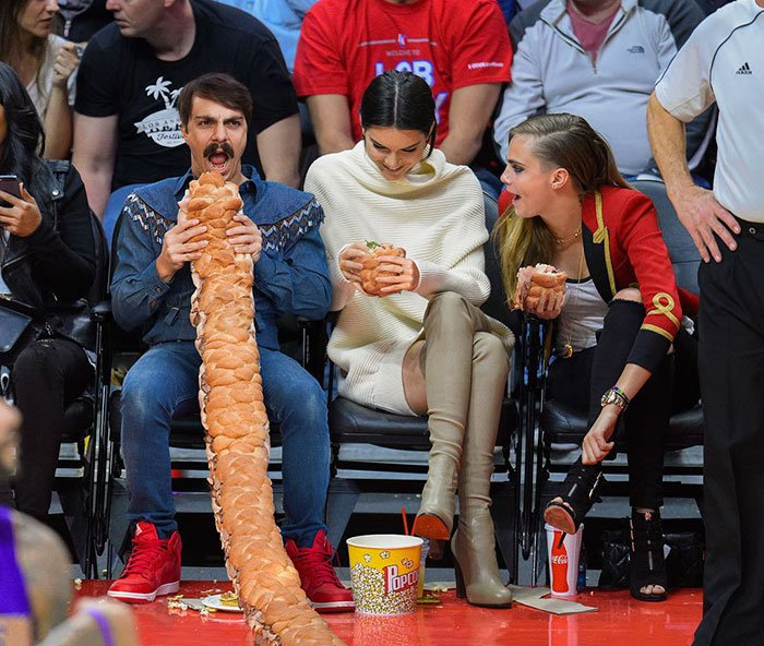 guy-photoshops-himself-into-kendall-jenner-photo-basketball-game