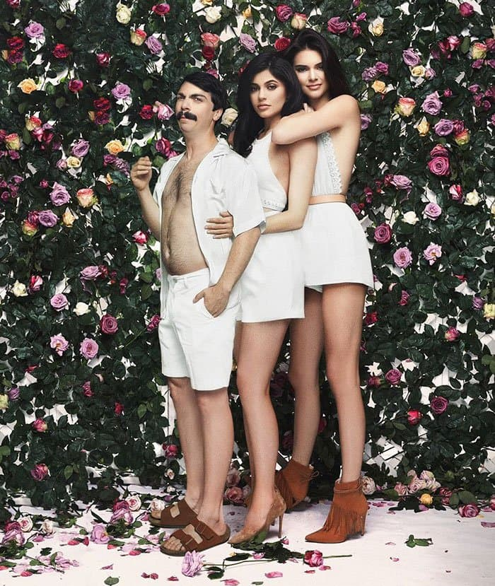 guy-photoshops-himself-into-kendall-jenner-photo-third-sibling