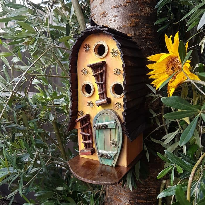 mr tumbleweed fairy tale bird houses
