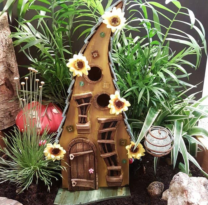 pandoras lodge fairy tale bird houses